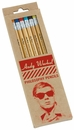 Warhol Philosphy Pencils by Galison