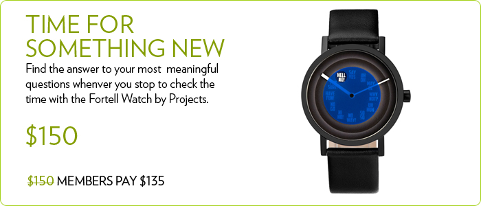 Fortell Watch by Projects
