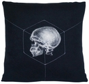 X-Ray Skull Pillow by Studo DKS