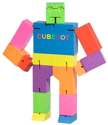 XL Cubebot by Areaware