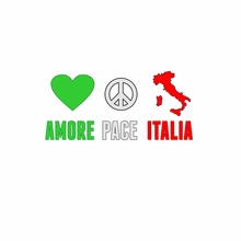Amore Pace Italia T-Shirt