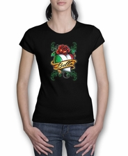 Bella Italian Heart Ladies Shirts
