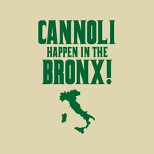 Cannoli Happen In Your City!  T-shirt