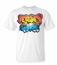 Color Jersey Girl Shirt
