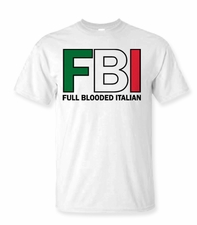 FBI - Full Blooded Italian shirts