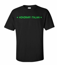 Honorary Italian