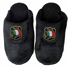 Italia Patch Slipper