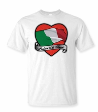 Italian At Heart Shirts