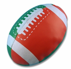 Italian Flag Foot Ball