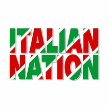 Italian Nation T-shirt