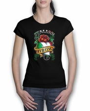 Italian Princess With Heart Tee