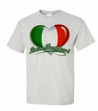 Italian Sweetheart Shirts