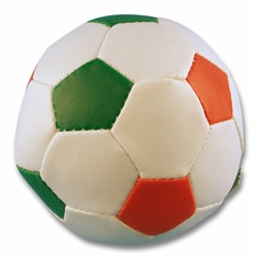 Little Italian Flag Soccer Ball