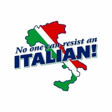 No One Can Resist An Italian T-Shirt