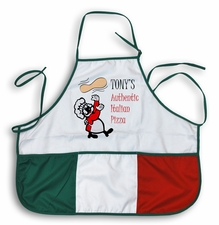 Pizza Flipper Apron