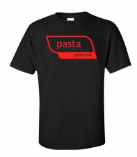 Powered By Pasta Shirts