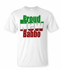 Proud New Babbo Italian Shirts