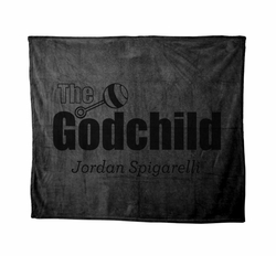 The Godchild Huge Laser Blanket