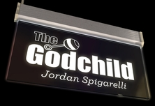The Godchild Neon Sign