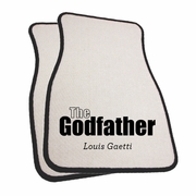 The Godfather Car Mats