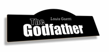 The Godfather Display Sign