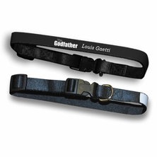 The Godfather Dog Collar