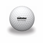 The Godfather Golf Balls