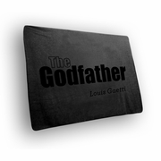 The Godfather Huge Laser Blanket