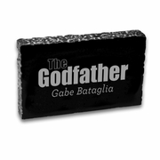 The Godfather Marble paperweight