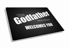 The Godfather Welcome Mat