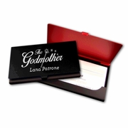 The Godmother Business Card Holder