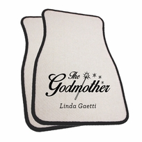 The Godmother Car Mats