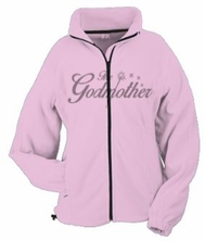 The Godmother Fleece Jacket