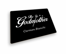 The Godmother Hard Mousepad