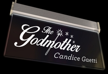 The Godmother Neon Sign
