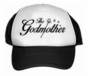 The Godmother Trucker Hat