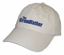 The Grandfather Hat - Grandmother Hat