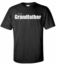 "The ""Grandfather"" T-shirt"