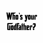 Who's Your Godfather T-Shirt