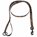 buy discount  Max 5 Camo 6 ft. x 1 in. 1-ply Nylon Leash