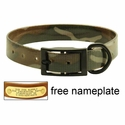 buy discount  1 in. Standard Green Camo SunGlo Collar