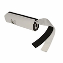 buy discount  RRT Black/White 10 in. Canvas Launcher Dummy w/ Streamers