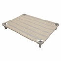 buy discount  Large Heavy Duty 40 in. x 30 in. Rectangle Dog Training Platform by 4Leggs4Pets