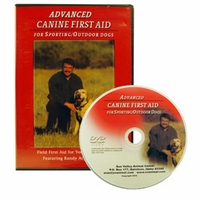 buy discount  Advanced Canine First Aid Featuring Randy Acker, DVM DVD