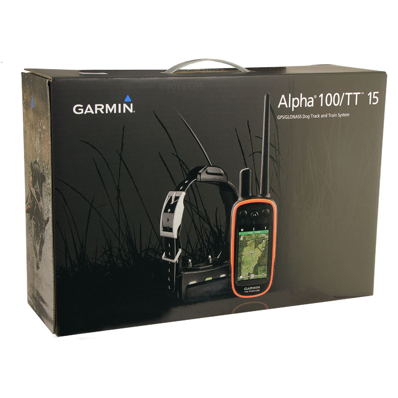 Garmin Alpha 100 With Tt15 Combo 1 Dog Gps System 799