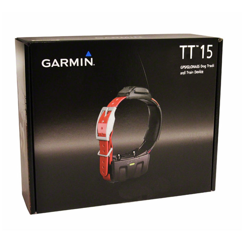 Garmin Tt15 Additional Gps Dog Tracking Training Collar