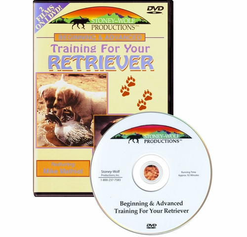 Beginning and Advanced Training for Your Retriever DVD