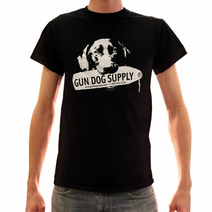 "BLACK Gun Dog Supply ""Roxy"" T-Shirt"