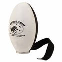 buy discount  Black and White Plastic Launcher Dummy with Tail by Retriev-R-Trainer