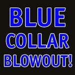 buy discount  Blue Dog Collar Blowout!!